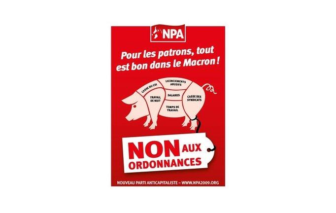 Vive La Greve Les Manifestations Et Blocages A Bas Loi Travail XXL
